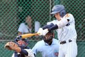 ベスト8決まる 第101回全国高校野球岩手大会