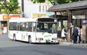 でんでんむし25日から運休 盛岡中心市街地循環バス