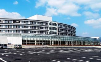 県立磐井病院