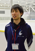 Sスケート強化へ新戦力 森永さん(北海道生まれ)本県指導者に