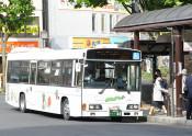 でんでんむし15日全便再開 盛岡中心市街地循環バス