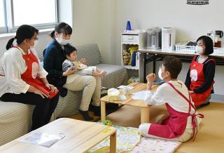 産後ケア 安心の場 釜石市、デイサービス型開始 | 岩手日報 IWATE NIPPO