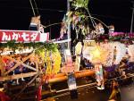 いわて音巡り㉕ 気仙町けんか七夕祭り(陸前高田市)