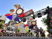 いわて音巡り㉔ 三本柳さんさ踊り(盛岡市)
