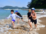 いわて音巡り㉓ 広田海水浴場(陸前高田)