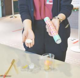 田中舘愛橘記念科学館が販売する「おうちで作ろう!工作セット」の一例