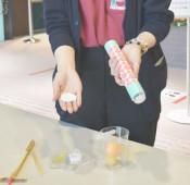 おうちで科学を楽しもう 田中舘愛橘記念科学館が工作セット