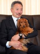 ダックスフンド日本一 盛岡の上村さん飼育犬