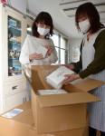 盛岡の妊婦へマスク10枚 市備蓄分活用し国に先行配布