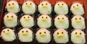 かわいい「アマビエ」和菓子 久慈の製菓店が発売
