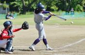 夢追う喜び、プレーボール 花巻東高女子野球部、初の実戦