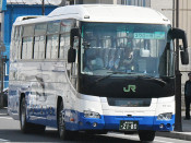 スワロー号「存続を」 JRバス、3市村が県に支援要望