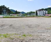 温泉新施設 開業は来年度 二戸・金田一、事業費増額し遅れ