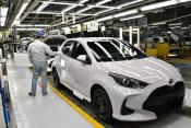 「ヤリス」2カ月連続首位 岩手産、5月の国内新車販売