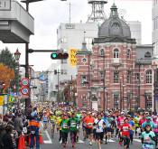 盛岡シティマラソン中止へ 10月の第2回大会