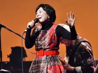 数々の名曲を歌い上げる太田裕美さん