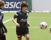 岩渕「五輪前向きに」 サッカーへの熱い思い実感