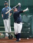 山川強気 きょう開幕 プロ野球、無観客ナイター6試合