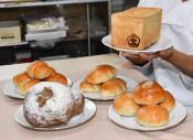 花酵母パン、来月から発売 花巻・高鉱菓子舗