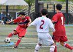 県U18サッカー開幕 高校総体代替大会