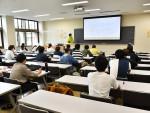 「日常」へ対面授業 県内大学、新しい生活様式意識