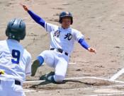 各地で夏季県高校野球大会 8チームが県大会へ