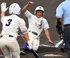 夏季県高校野球大会地区予選