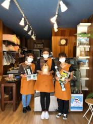 名古屋市に19日本格オープンする陸前高田応援ショップ「築地口惣菜」(竹川春久さん提供)