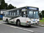 バス2路線9月廃止方針 県交通の北上線と山伏線