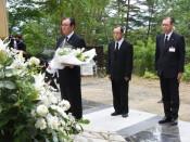 五十回忌 静かな祈り 雫石・全日空機事故、コロナで式典中止