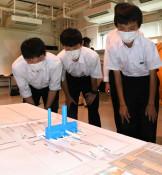 ILC地下施設 模型で再現 県、実現へイメージ共有