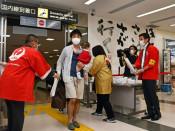 花巻空港、待望の全便再開 福岡便運航は5月以来