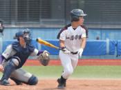 一関学院、手応え上々 東北高校野球県代表、花巻東と練習試合