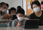 プログラミング、思い思いに描く 久慈で小学生の体験教室