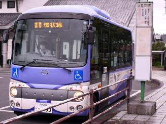 効率的な運行を目指し、大幅に再編される市営バス