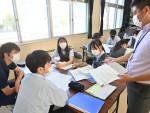 まちづくり、若者が参加 山田高、総合計画策定へ施策提言