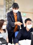 大船渡発 ペット保険 熊谷さん古里で起業