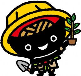 県のPRキャラクターわんこきょうだいの「そばっち」(県提供)