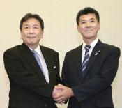 代表選 本県議員対応分かれる 小沢氏ら枝野氏支持、階氏は泉氏