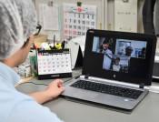 就業体験、オンラインで 釜石・浜千鳥、学生の時間融通利点