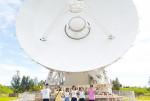 協力の輪、沖縄も 水沢VLBI観測所の関連施設継続署名