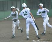 ベスト8、あす激突 秋季高校野球県大会