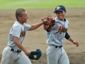 秋季高校野球 4強決まる 県大会26日に準決勝
