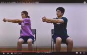 連携 ネットで介護予防 県内3団体、高齢者向け体操動画