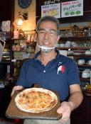 元小学校教諭が手作りピザ店 二戸・被災地での経験生かす