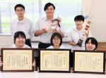 健康研究重ね全国入賞 平舘高・家庭クラブ、大会初の3年連続
