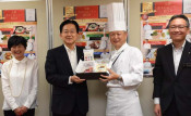 三陸の美食 通販BOX 国際会議参加のシェフの料理自宅で