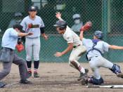 東北切符まず2校 秋季高校野球県大会