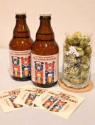 ビールがつなぐ姉妹都市交流 盛岡・提携35周年記念商品販売