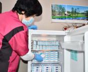 インフルワクチン準備着々 県内、高齢者ら優先接種1日開始